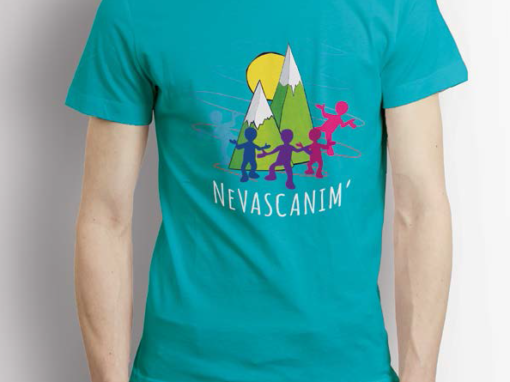 NÉVASCANIM' – Logotype – 2015