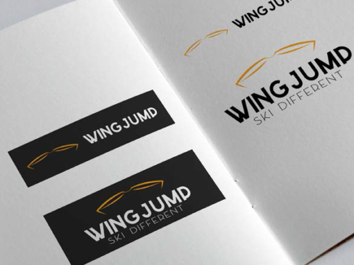 WINGJUMP – Logotype – 2016